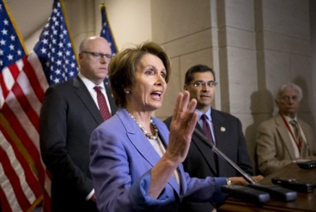 Nancy Pelosi (AP Photo/J. Scott Applewhite)