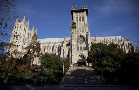 Washington's National Cathedral (AP Photo/Carolyn Kaster, File)