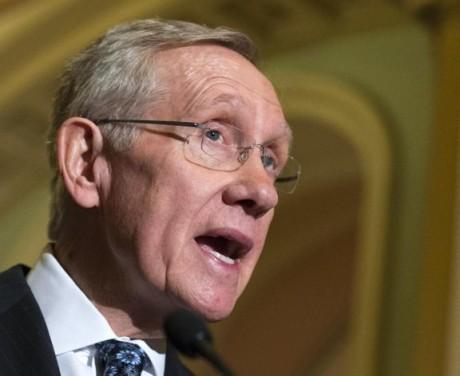 Senate Majority Leader Harry Reid  (AP Photo/J. Scott Applewhite, File)