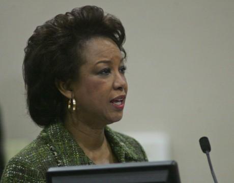 Floriday Lt. Governor Jennifer Carroll. (AP Photo/Phil Sears)
