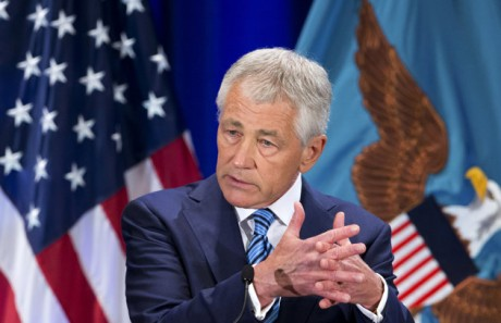 Defense Secretary Chuck Hagel  (AP Photo/Manuel Balce Ceneta, File)
