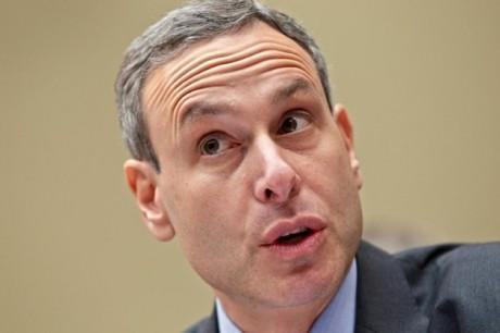 Internal Revenue Service (IRS) Commissioner Douglas Shulman. (AP Photo/J. Scott Applewhite)