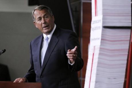 House Speaker John Boehner (AP Photo/Molly Riley, File)