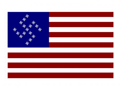 Sadly, this should be America's flag now