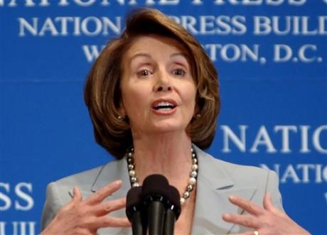 Nancy Pelosi (AP Photo/Dennis Cook, File)
