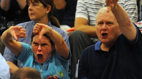 Voters: They're mad as hell and they're not going to take it anymore.