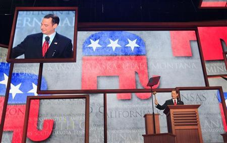 Republican National Committee Chairman Reince Priebus. (REUTERS/Shannon Stapleton)