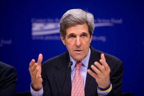 """Sen. John Kerry: GOP stalling is """"unconscionable"""""""