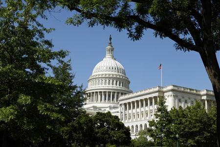 The U.S. Capitol (REUTERS/Kevin Lamarque)