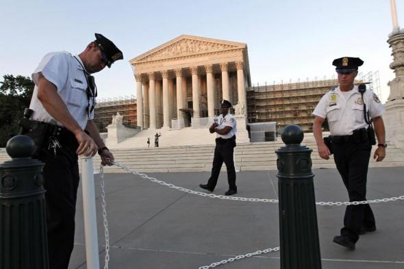 The Supreme Court (AP/Alex Brandon)