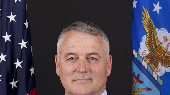 Maj. Gen. Michael J. Carey (Air Force Photo)