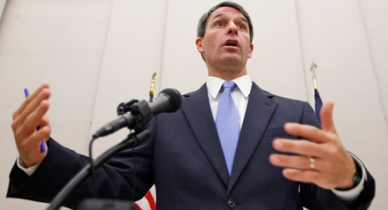 Ken Cuccinelli: Can a candidate known for lying claim the truth is his friend? (AP)