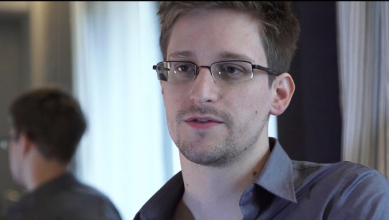 Edward Snowden (Guardian/London)