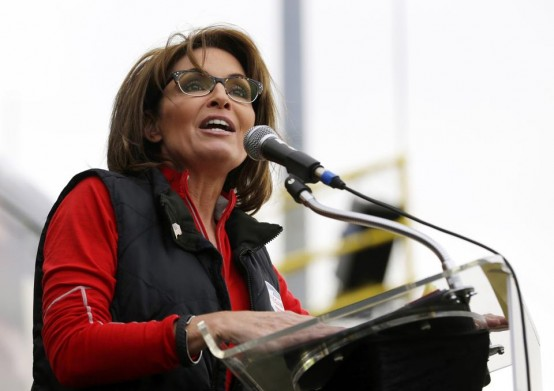 Sarah Palin: Another way to make money (AP/Julio Cortez)