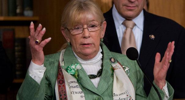 New York Democrat Carolyn McCarthy (AP)