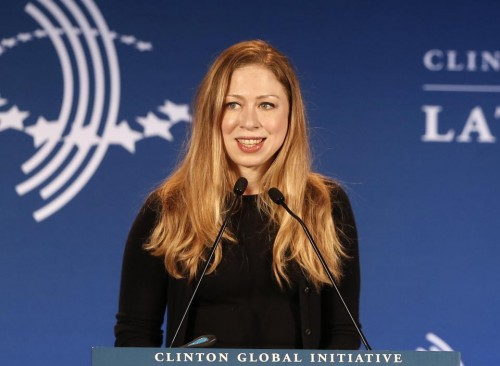Chelsea Clinton (AP Photo/Silvia Izquierdo)