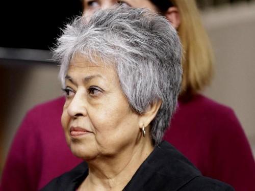 Congresswoman Gloria Negrete McLoud (AP Photo/Pablo Martinez Monsivais)