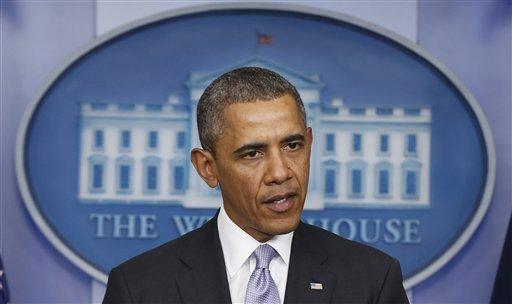 President Barack Obama  (AP Photo/Charles Dharapak)