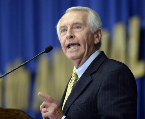 Kentucky Gov. Steve Beshear  (AP Photo/Timothy D. Easley, File)