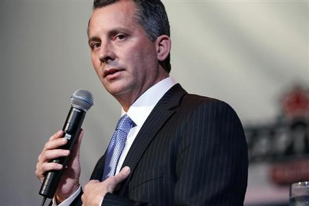 Republican David Jolly  (REUTERS/Brian Blanco)