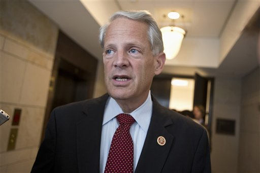 Rep. Steve Israel, D-N.Y.   (AP Photo/J. Scott Applewhite)