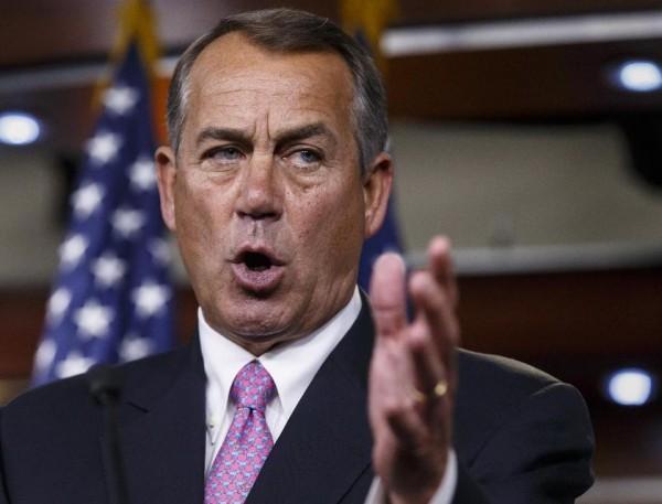 Speaker of the House John Boehner  ((AP Photo/J. Scott Applewhite)