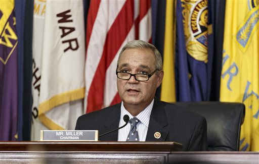 Rep. Jeff Miller, R-Fla.  (AP Photo/J. Scott Applewhite)