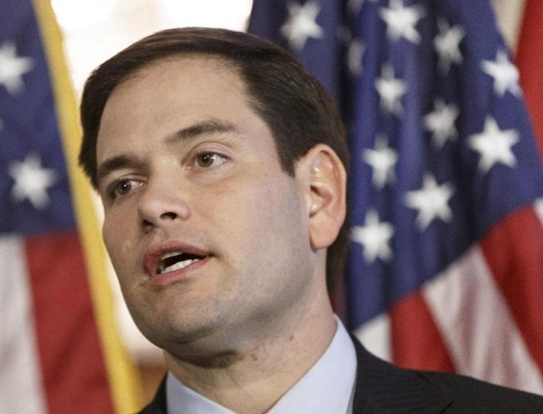 Sen. Marco Rubio (AP Photo/J. Scott Applewhite)