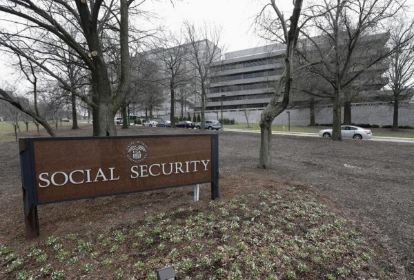 Social Security Administration's main campus in Woodlawn, Md.  (AP Photo/Patrick Semansky)