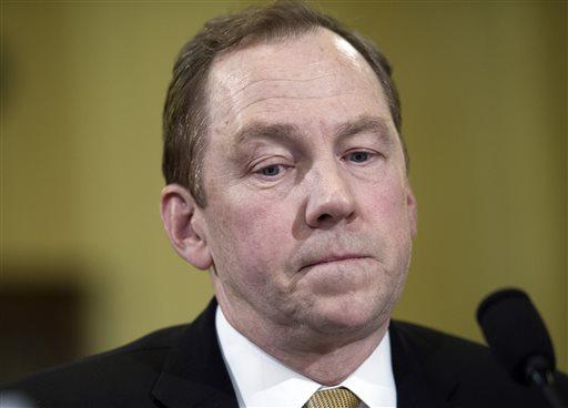 James Tuchschmidt, a top official at the Veterans Health Administration (AP Photo/Cliff Owen)