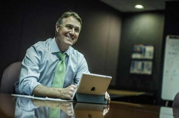 Former Dollar General CEO David Perdue