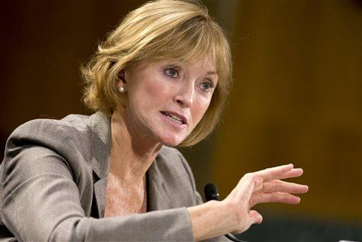 Medicare chief Marilyn Tavenner (AP Photo/J. Scott Applewhite)