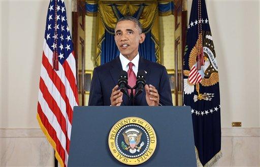 President Barack Obama  (AP Photo/Saul Loeb, Pool)