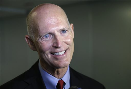 Florida Gov. Rick Scott   (AP Photo/Wilfredo Lee)