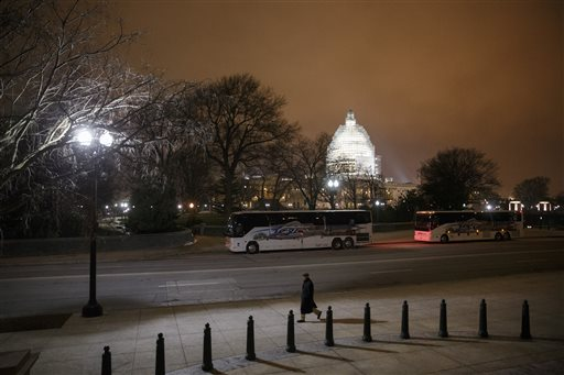 The U.S. Capitol in Washington  (AP Photo/J. Scott Applewhite)