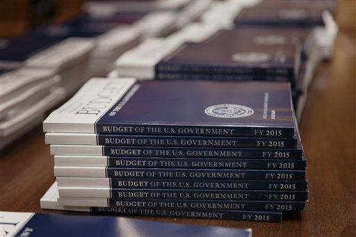 President Barack Obama's proposed budget  (AP Photo/J. Scott Applewhite,)