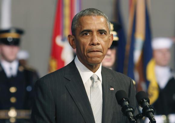 President Barack Obama (REUTERS/Yuri Gripas)