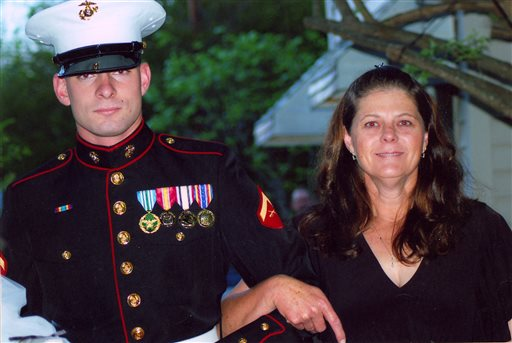 Eddie Ray Routh and his mother, Jodi. (AP Photo/Routh Family)