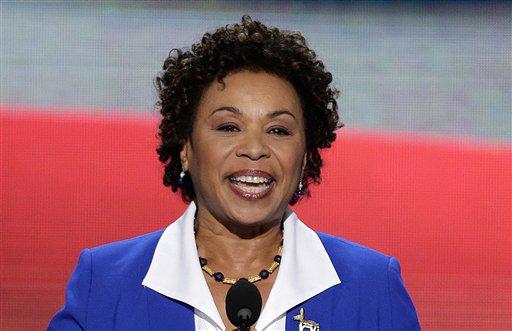 Rep. Barbara Lee, D-Calif.  (AP Photo/J. Scott Applewhite)