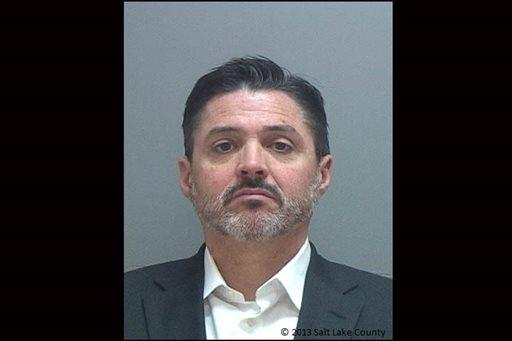 Sean B. Hosman. Hosman (AP Photo/Salt Lake County Sheriff's Office)