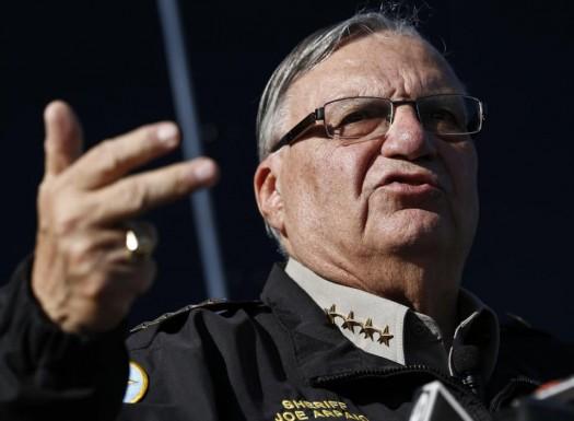 Maricopa County Sheriff Joe Arpaio. (AP Photo/Ross D. Franklin)