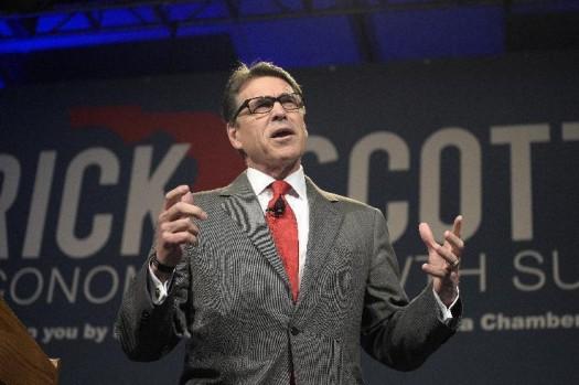 Former Texas Gov. Rick Perry. (AP Photo/Phelan M. Ebenhack)