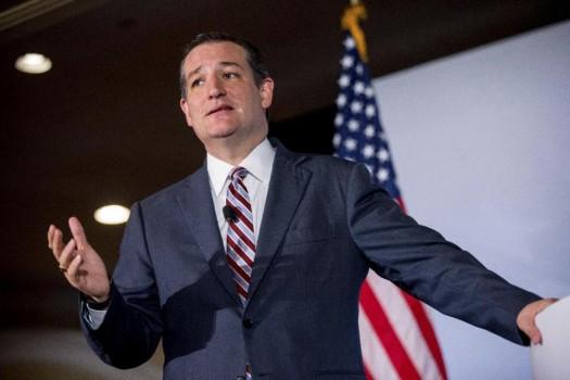 Republican presidential candidate, Sen. Ted Cruz, R-Texas.  (AP Photo/Andrew Harnik)