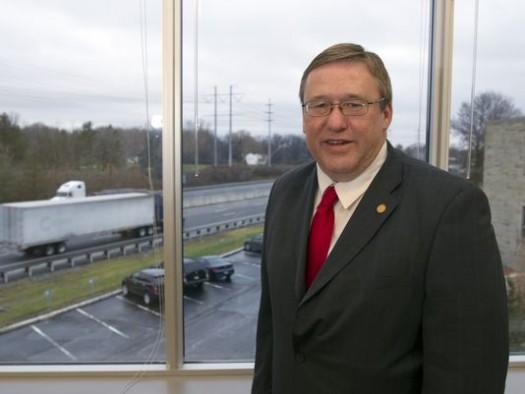 Ohio Health Director Rick Hodges