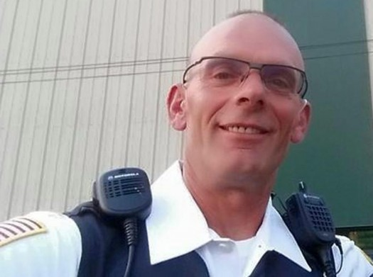 Charles Joseph Gliniewicz, the cop who wasn't the hero. (Facebook photo)