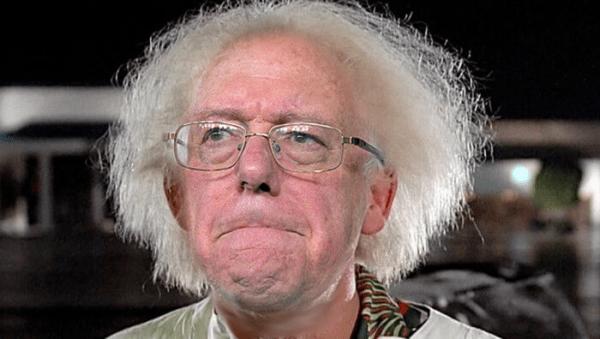 Bernie Sanders: The joke's on who?