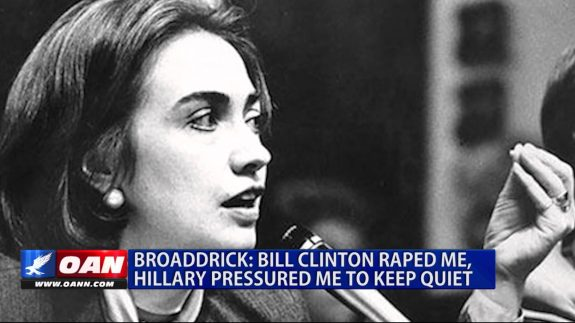 Rape allegations against Bill Clinton surfaced several times in his career. Juanita Broadrick claimed rape.