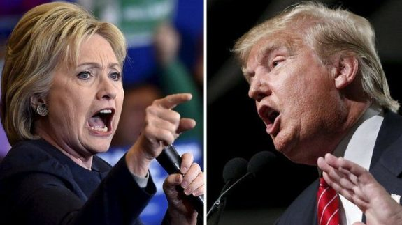 Hillary Clinton and Donald Trump: A choice or impending doom?