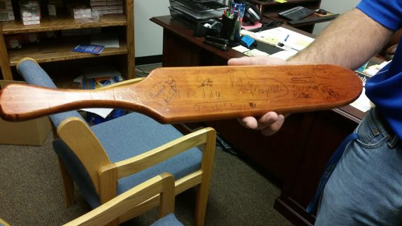 School paddle: Discipline or abuse?