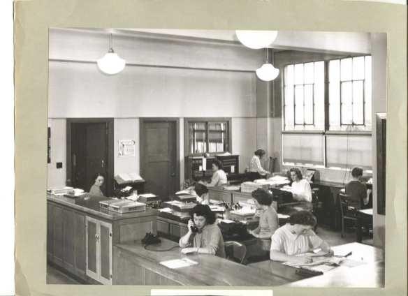 Uh oh. The principal's office! (Image: Broadway High Alumni)